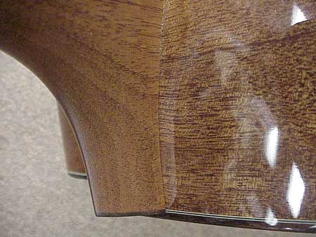 Catalyzed Lacquer Finish Finished in Catalyzed