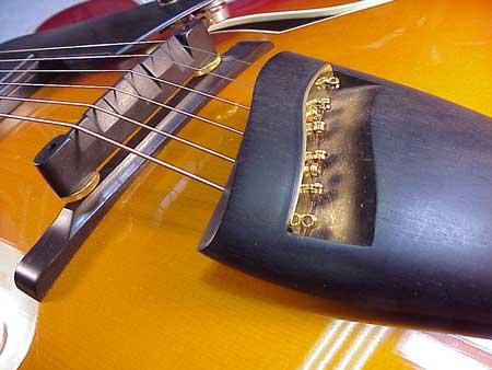 homemade archtop style bridge telecaster guitar forum. Black Bedroom Furniture Sets. Home Design Ideas