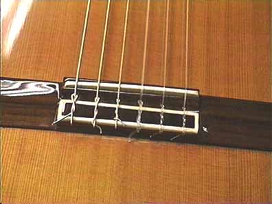 To Put Nylon Strings 65