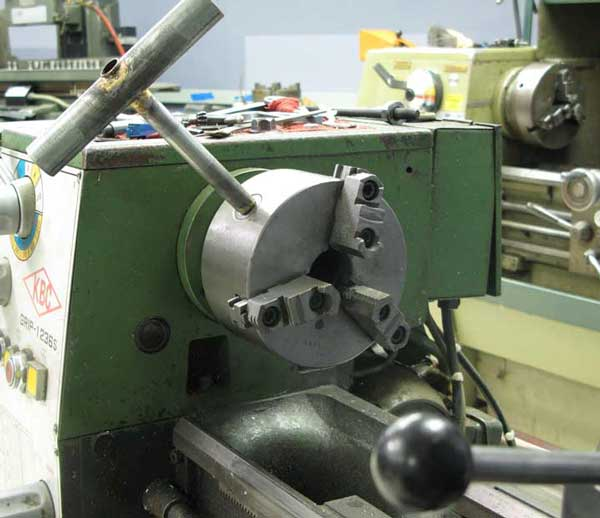 Lathe Machine HomeShopTech